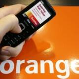 Fusionen mellem TDCs Sunrise og franske Orange har fået nej i Schweiz. Foto: Scanpix
