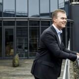Nets' direktør Bo Nilsson