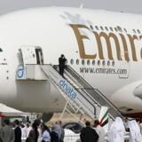 Københavns Lufthavn gør ekstra plads til Emirates', der begynder at flyve fra Købehavn med megajumboen A380. Det øger konkurrencen på langdistanceruter til Asien og potentielt også USA.