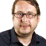 IT-journalist & blogger på Business.dk, Sten Løck.
