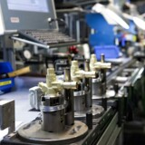 Danfoss' 61 fabrikker i 20 lande styres fra hovedsædet i Nordborg på Als, som også rummer en del af Danfoss' produktion. Arkivfoto: Jens Nørgaard Larsen, Scanpix