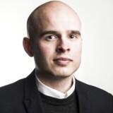 Michael Korsgaard, Erhvervsjournalist.