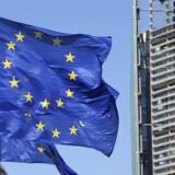 Europa-Kommissionen, Berlaymont-bygningen, Bruxelles.