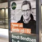 De Konservatives kandidater til europaparlamentsvalget med Bendt Bendtsen i spidsen har god mulighed for at profitere af valgforbundet med det noget større borgerlige parti Venstre.