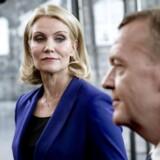Topmøde- Thorning og Løkke i debat hos TV2