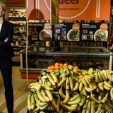 Stina Glavind har med effektiviseringer og butikslukninger fået vendt den dårlige økonomiske udvikling i Fakta, som hun de seneste to år har været kædedirektør for.