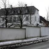 De dyreste enfamilies-huse i Danmark. Nybrovej 375, Lyngby.