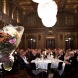 Lennart Lajboschitz, der stiftede butikskæden Tiger, vandt MMM Prisen (hovedpris), da der torsdag aften var uddeling af detailhandelspriser i den gamle børssal