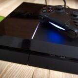 Salget af spillekonsoller er et lyspunkt i Sony's regnskab. Sony står stærkt på markedet med deres Playstation 4.