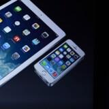 Apple præsenterede mandag det kommende styresystem iOS 8 til teknologigigantens mobile enheder.