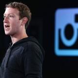 Facebook-stifter Mark Zuckerberg vil sammen med en række andre techselskaber arbejde og investere i, at flere får adgang til internettet i udviklingslande. Arkivfoto: Justin Sullivan /Getty Images / Scanpix