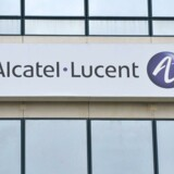 Mobiludstyrsleverandøren Alcatel-Lucent med hovedkontor i Paris skal ud i en massefyring. Arkivfoto: Eric Piermont, AFP/Scanpix