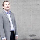 LO forudser, at 2015 vil blive et økonomisk bedre år end 2014. Her ses cheføkonom i LO Jan Kæraa Rasmussen.