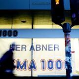 REMA 1000 ønsker ikke, at planloven nødvendigvis ændres, men blot fortolkes mere lempeligt. Arkivfoto: Christian Als