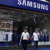 Samsung vil bygge en ny kæmpe fabrik i Sydkorea og samtidig en ny fabrik i Vietnam (billedet) til 560 millioner dollars. Sidstnævnte skal især producere fjernsyn, luftkølingsanlæg og vaskemaskiner. Foto: Luong Thai Linh, EPA/Scanpix