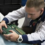 GPV, elektronikvirksomhed i Aars. GPV har specialiseret sig i produktion af mekatronik, der er en kombination af elektronik og mekanik. Selskabet har allerede fabrikker i Europa og Asien.