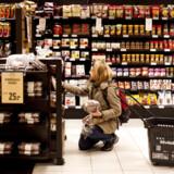 Supermarkederne får et større og større udvalg af single-mad. (Arkivfoto)