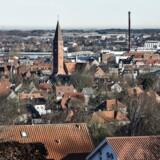 Villaer, parcelhuse i Aalborg.