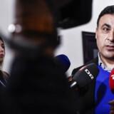 Naser Khader. Arkivfoto.