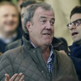 TV-værten Jeremy Clarkson er fortid på skærmen på britiske BBC. Foto:Stefan Wermuth