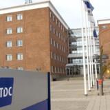 De ansatte, som er medlemmer af KTAS' Pensionskasse, har solgt TDCs hovedsæde i Nørregade 21 til det internationale investeringsselskab Carlyle. I stedet er det planen, at TDC i april 2009 rykker sit hovedkvarter til Teglholmen (billedet), hvor TDC i forvejen har til huse.