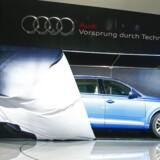 Audis nye elbil, e-tron quattro, kommer til at ligne deres SUV Q7 model - bare i mindre.