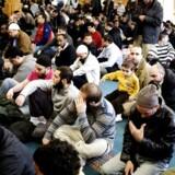 Moskeen på Dotheavej hører under Det Islamiske Trossamfund