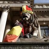 De belgiske myndigheder har bedt folk om at blive væk fra en solidaritetsmarch.