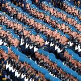 Rusland har kapaciteten til hurtig indsættelse i nabolandene - hvis Rusland vil.