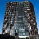 Mærsk Tårnet på Blegdamsvej står efterhånden færdigt. Tårnet er 75 meter højt og de 42.700 kvm skal primært huse forskningslaboratorier og undervisningslokaler. Byggeriet har kostet 1,5 mia.