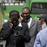 Middelklassen i Afrika vokser og vokser. Her i Nairobi, Kenya.