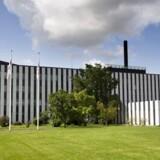 CSC, det gamle Datacentralen, er i dag amerikansk ejet og har hovedsæde på Retortvej i Valby. Foto: CSC