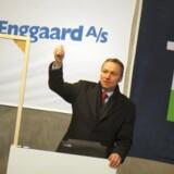 Familien Enggaard via holdingselskaber Placering 2014: 67  Virksomhed: A. Enggaard Kraner A/S Personlig formue 2014 i mio. kr.: 1.300 Aktivitet: Entreprenør Hjemsted: Aalborg