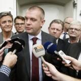 Regeringen har indgået finanslovsforlig med Venstre og Konservative og ved den lejlighed blev vækstplanen fremskudt.