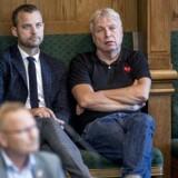 Morten Østergaard under Folketingets afslutningsdebat på Christiansborg. (Foto: Mads Claus Rasmussen/Ritzau Scanpix)