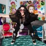 Merchandise: Ashley Longshore går med abonnements-modellen unden om gallerierne. Foto: PR