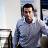Marek Slacik, topchef for Telenor.