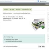 Man kan på nettet tjekke, om man er registreret på Robinsonlisten.