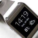 Engang imellem føles det med Samsungs smarte ur som at tage et skridt ind i fremtiden. Men oftest føles det desværre som to skridt tilbage. Foto: Bax Lindhardt