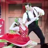 Flere end 120.000 mennesker købte billet til forestillingen »Dirty Dancing« i Tivolis Koncertsal, og musicalen har dermed været en af de helt store succeser i Tivoli. Blandt de medvirkende var blandt andet Karina Frimodt og Silas Holst. Foto: David Leth Williams