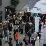 Igen i år ventes der masser af både professionelle og almindeligt nysgerrige besøgende på Open Source Days, der holdes på IT-Universitetet i København den 5.-6. marts. Her et billede fra konferencen for to år siden. Foto: Open Source Days