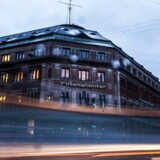 Danske Banks hovedkontor og Finanscenter ved Kongens Nytorv.