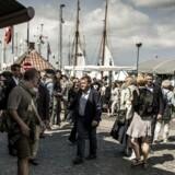 Folkemødet 2018 i Allinge på Bornholm er i fuld gang.