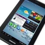 Afgørelsen i London gælder i hele Europa og slår fast, at Samsung ikke har kopieret Apples design på sine Galaxy Tab-tavlecomputere. Arkivfoto: Scanpix