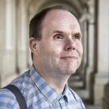 Formand for Danske Handicaporganisationer Thorkild Olesen
