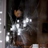 Omar el-Hussein var i timerne efter angrebet på Krudttønden i tæt kontakt med fire mænd, der nu står tiltalt for medvirken til terror.