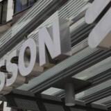 Konkurrencen på det marked er hård, og Ericsson kæmper hårdt om de amerikanske kontrakter mod Huawei Technologies og Nokia.