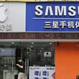 Samsung er på ganske få år vokset fra 0 til 30 procent af hele smartphone-markedet.