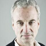Erhvervskommentator Jens Chr. Hansen.