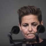 SFs partiformand, Pia Olsen Dyhr, er både »vred«, »chokeret« og »rystet«, fortæller hun, efter at de Radikales Morten Østergaard nævnte partiet som en del af et »rødbrunt kabinet«. En kommentar, der bringer mindelser til sidste århundredes nazistiske politik i Tyskland. Arkivfoto.